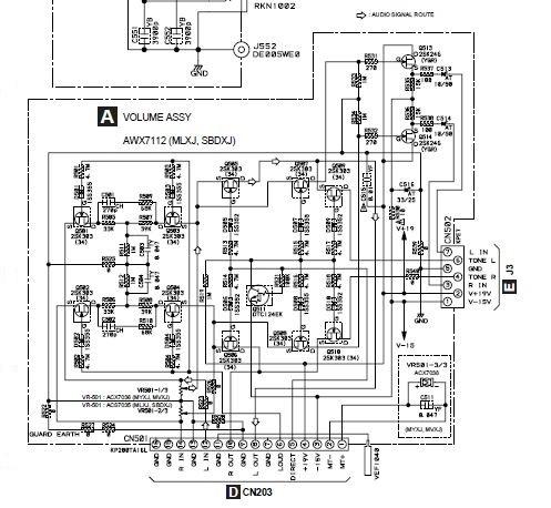 potenziometro pioneer A 109R  211