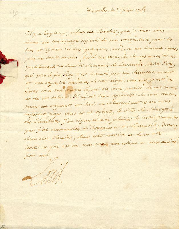 Correspondance et écrits du Roi Louis XVI - Page 7 14660810