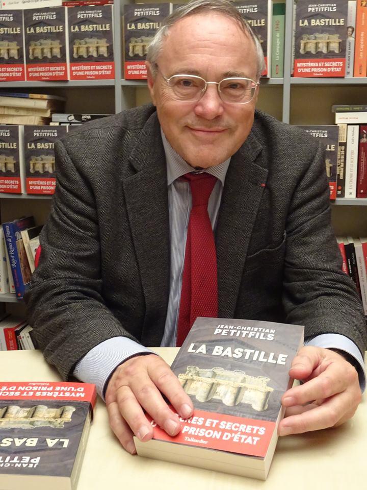La Bastille. Mystères et secrets d'une prison d'Etat, par Jean-Christian Petitfils Mil10