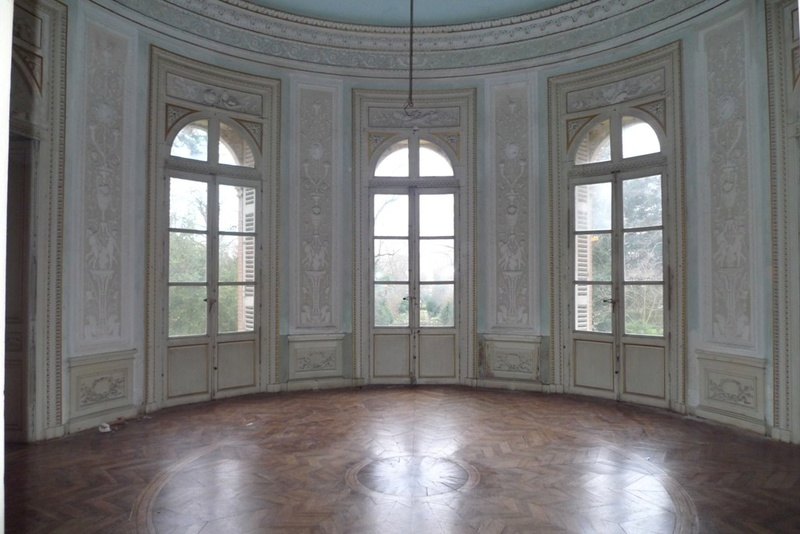 Le château de Reynerie Rotond10