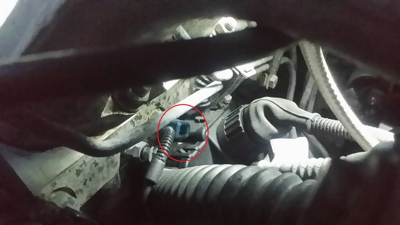 jauge de température moteur immobile Sonde_10