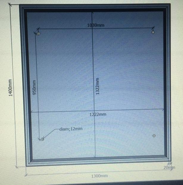 plan du toit sur cabine 551  Img_0014