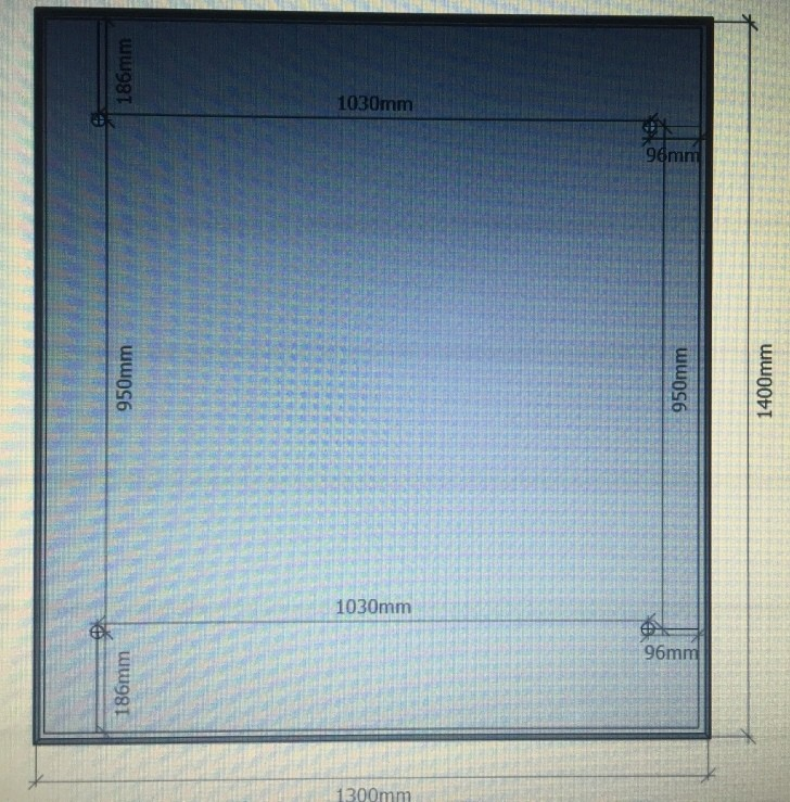 plan du toit sur cabine 551  Img_0016
