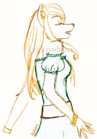 Froshana draws stuff Tumblr10