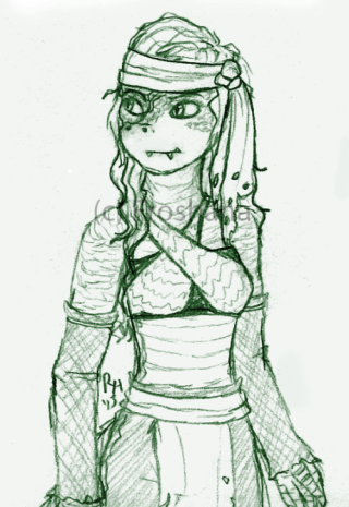 Froshana draws stuff Tumblr14