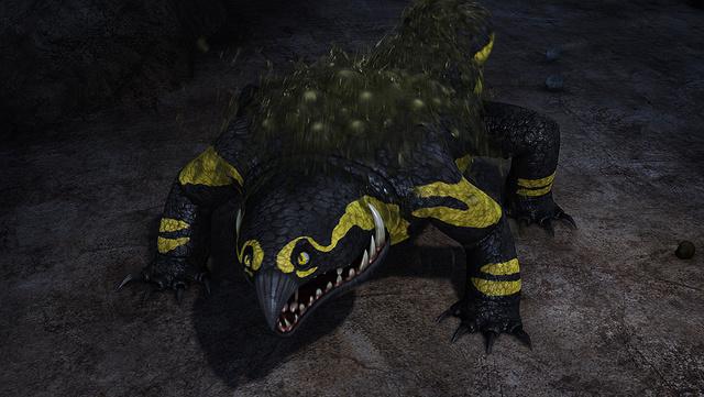 [Fiche Dragon] L'Incrusquatter (Cavern Crasher) Cavern12