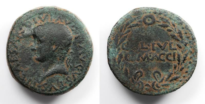 Identification Augustus gem acci pour classement exacte Ensemb13