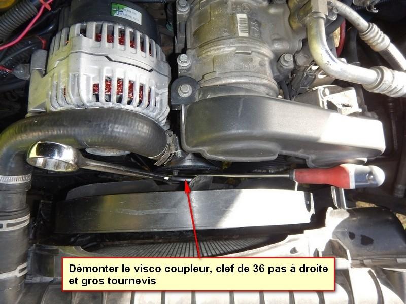 TUTO : Changement radiateur moteur sur V8 4.6 Thor Dscn4211