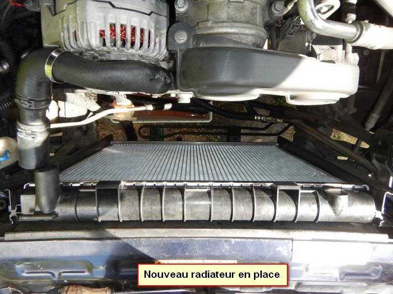 TUTO : Changement radiateur moteur sur V8 4.6 Thor Dscn4217