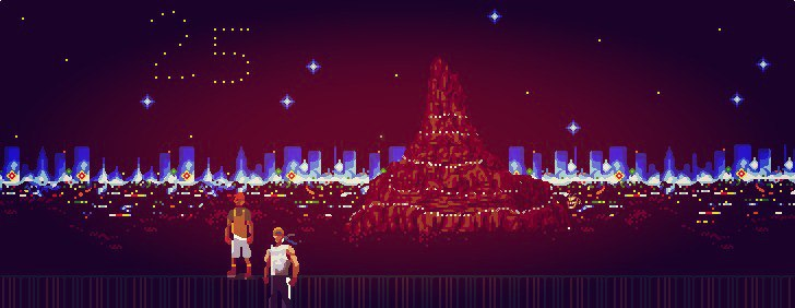 Neon Park PACK (SOR 25th anniversary celebration) Cfv0rm10