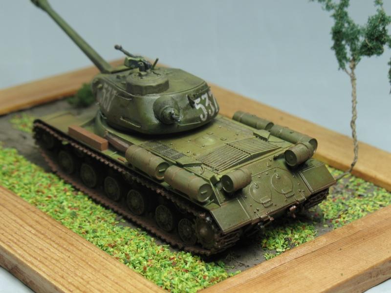 IS-2 Tank lourd PST 1/72 Img_2317