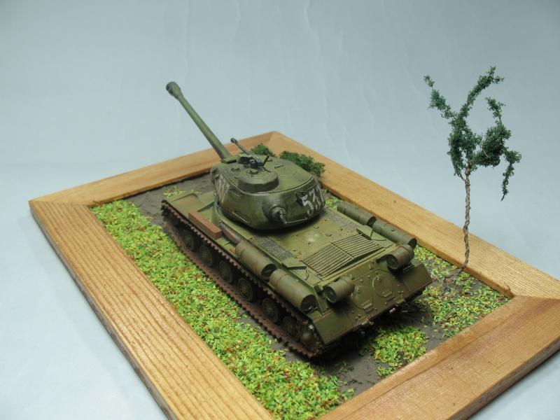 IS-2 Tank lourd PST 1/72 Img_2319