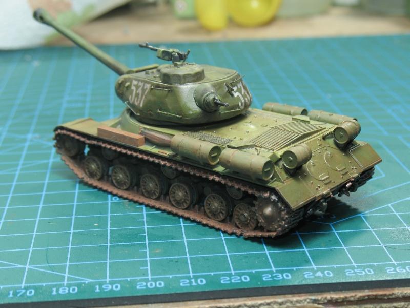 IS-2 Tank lourd PST 1/72 Img_2322