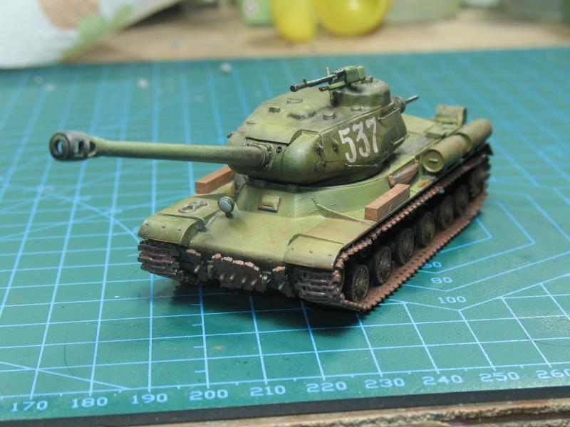 IS-2 Tank lourd PST 1/72 Img_2323