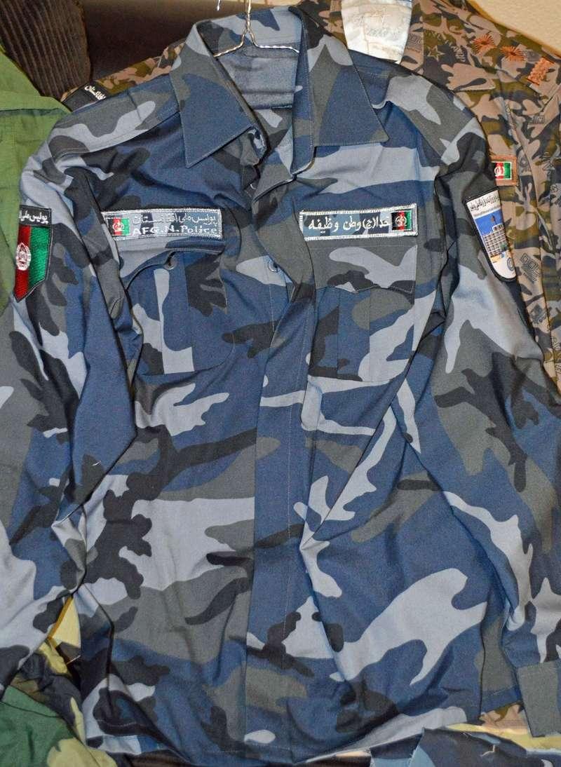 AFGHAN Uniforms Afg-po10