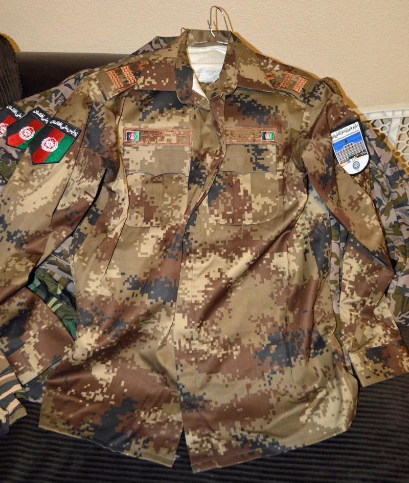 AFGHAN Uniforms Appf-111