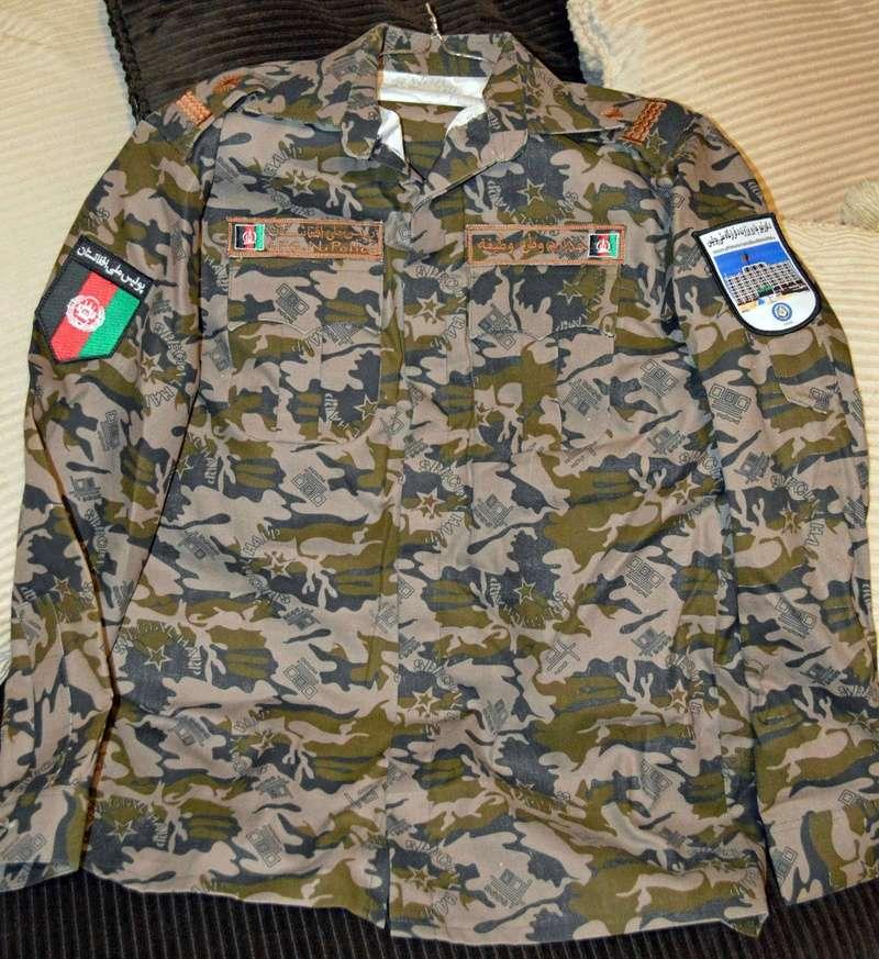 AFGHAN Uniforms Funky-10