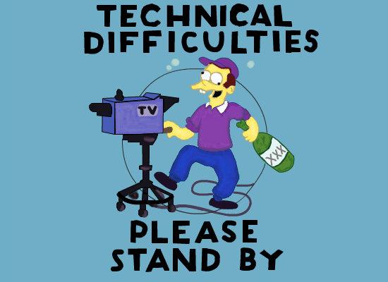 Servers down Techni10