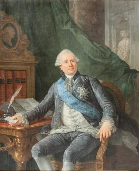 Préemptions par le Musée National du château de Versailles Callet10
