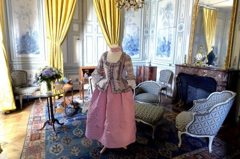 L'Elégance au XVIIIème siècle au Château de Champs-sur-Marne Histoi11
