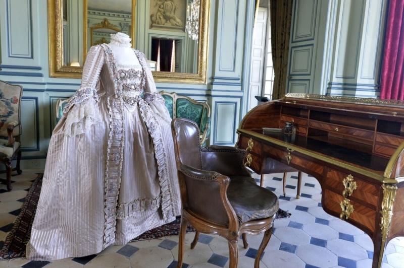 L'Elégance au XVIIIème siècle au Château de Champs-sur-Marne Histoi12