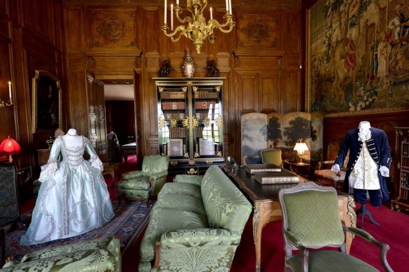 L'Elégance au XVIIIème siècle au Château de Champs-sur-Marne Histoi13