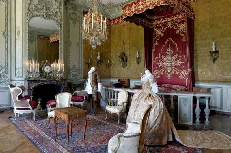 L'Elégance au XVIIIème siècle au Château de Champs-sur-Marne Histoi15