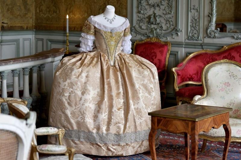 L'Elégance au XVIIIème siècle au Château de Champs-sur-Marne Histoi16