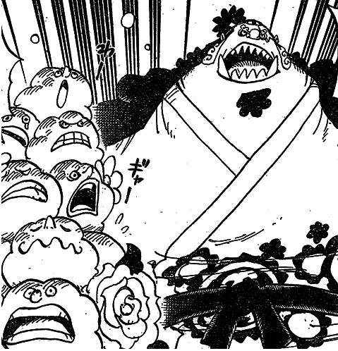 One Piece Manga 829: Spoiler 210