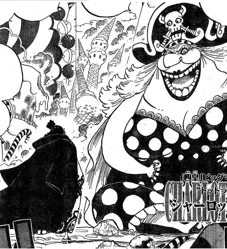 One Piece Manga 829: Spoiler 310