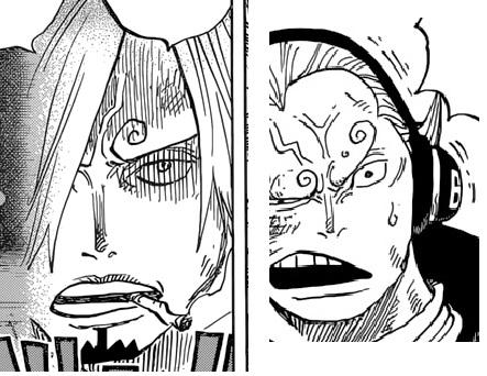 One Piece Kapitel 833: Vinsmoke Jajji Augenb10