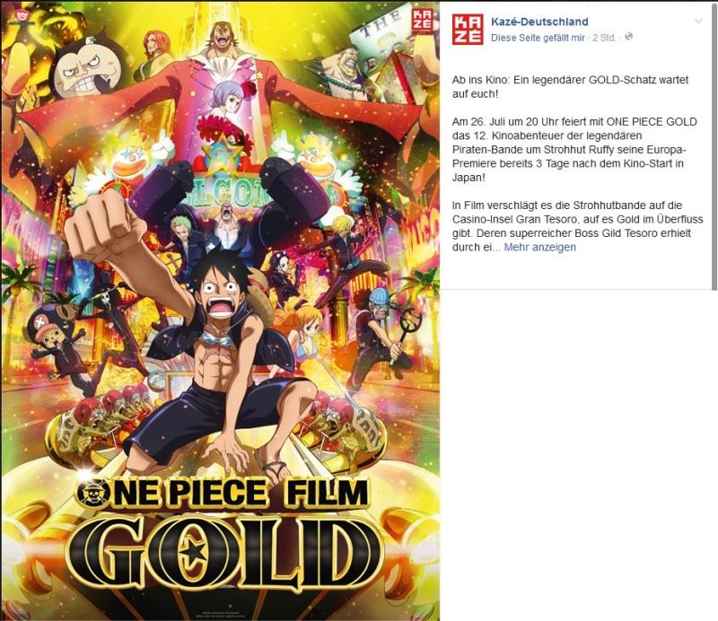 One Piece Gold (Neuer Film) - Seite 3 Facebo10