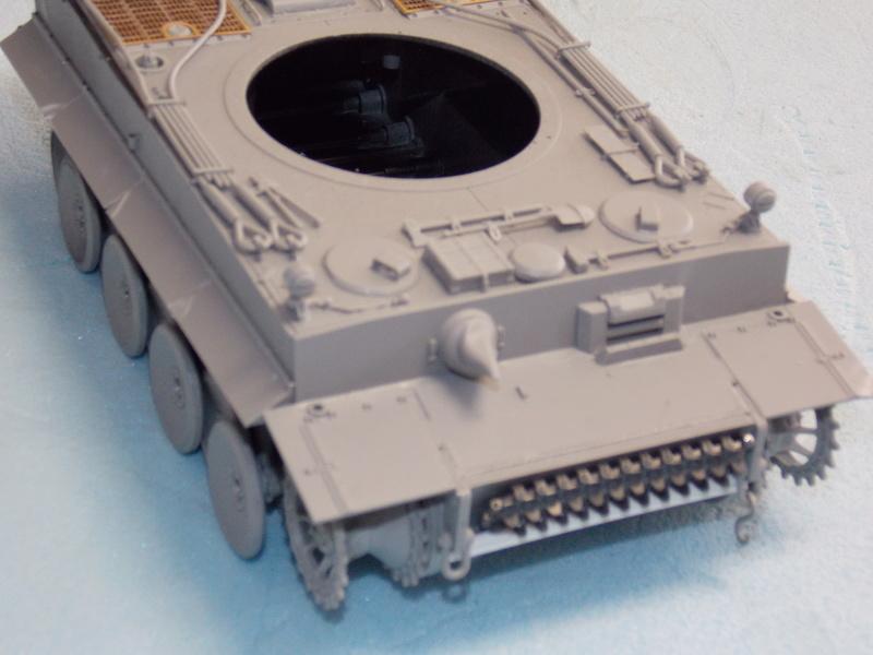 TIGRE S33  avant la bataille de Koursk juillet 43 (Dragon 1/35 dio DIODUMP) Dscn4548