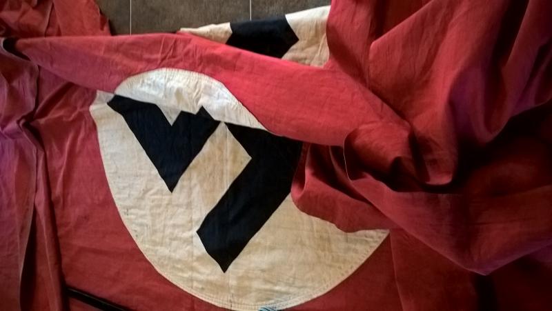 Bannière NSDAP  1211