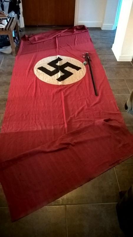 Bannière NSDAP  211