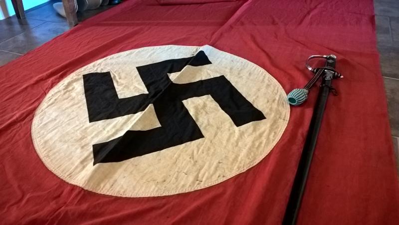 Bannière NSDAP  311