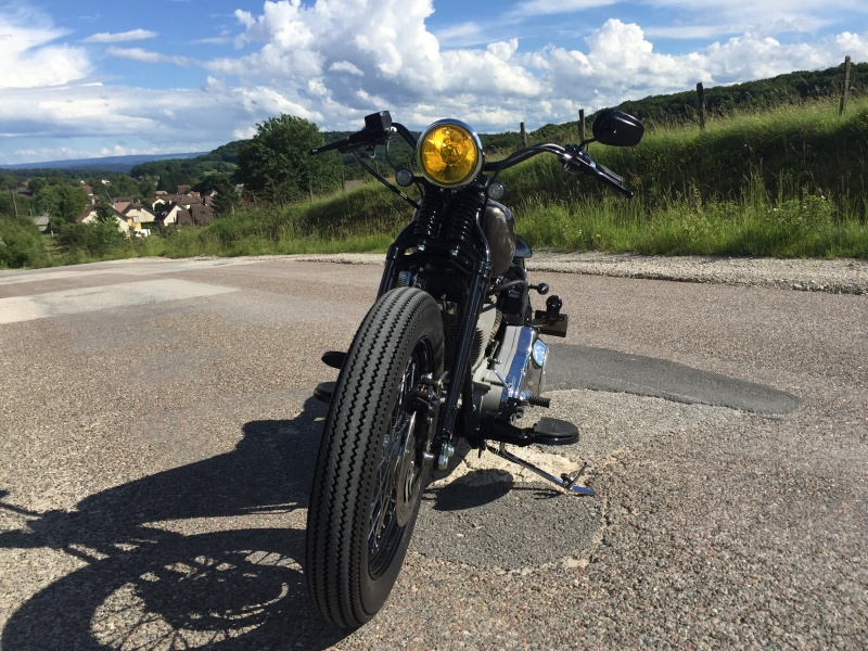 mon projet softail oldschool - Page 6 Image19