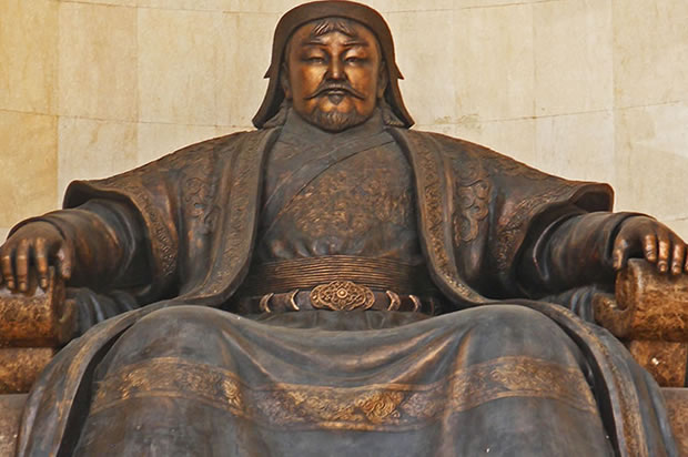 Genghis Khan and the Great Mongol Empire A780f310