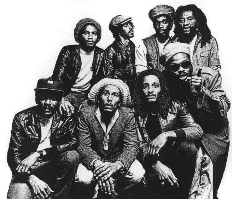 Bob Marley and The Wailers Journey Including Documentary Film Bob-ma21