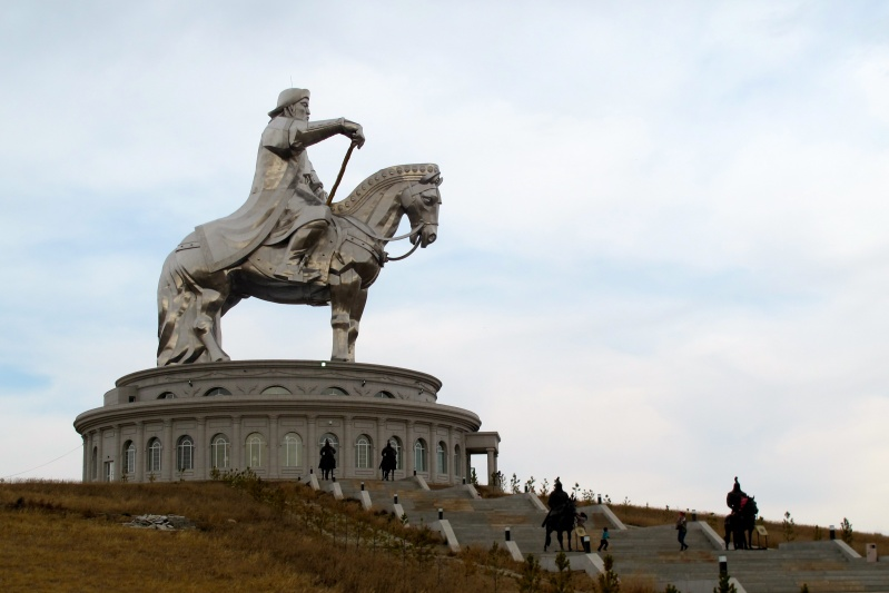 Genghis Khan and the Great Mongol Empire Dschin10