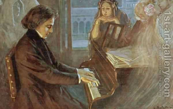The Life And Music Of Classic Composer Frederic Chopin  Freder10