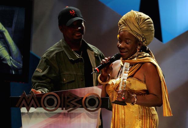 Bob Marley's Wife Rita Marley Gettyi12