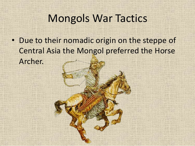 Genghis Khan and the Great Mongol Empire Mongol10