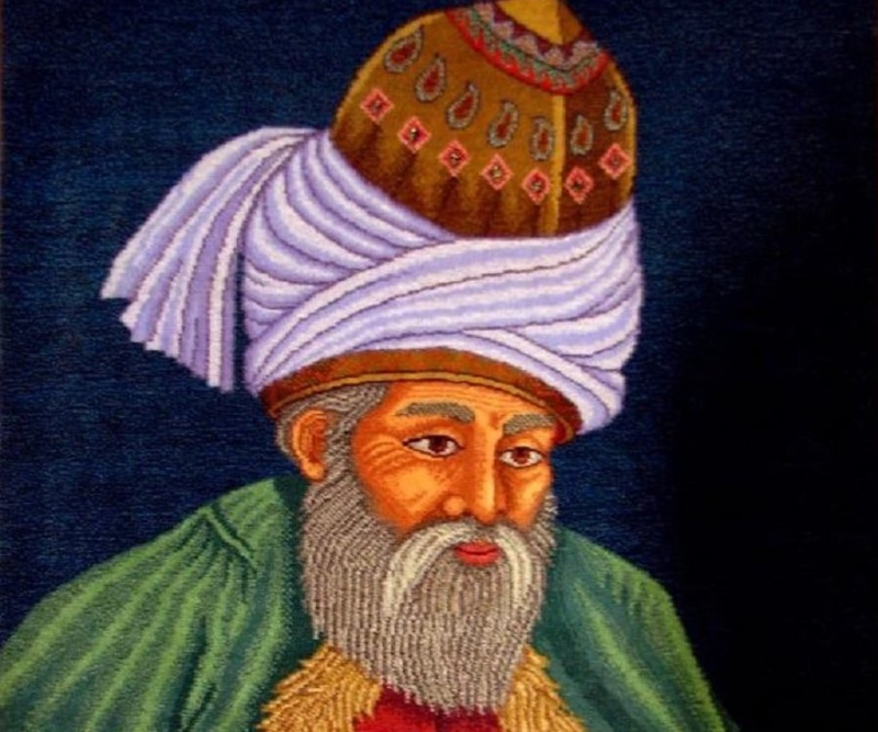 Quick Facts about  13th century Persian poet and Sufi mystic Rumi-111