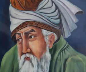 Quick Facts about  13th century Persian poet and Sufi mystic Rumi-910