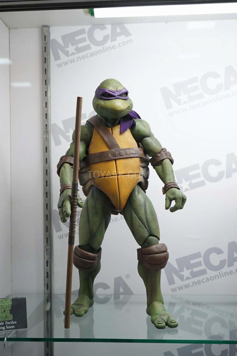 NECA TMNT 1/4 Scale 1990 Movie Figuri23