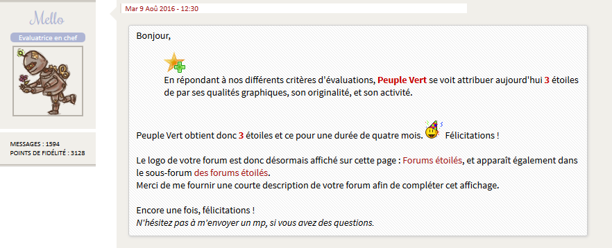 [Annonce] Evaluation du forum par un expert Adf_et10