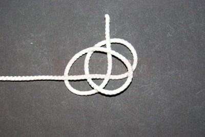 le noeud Parfait (ou boucle parfaite) Boucle13