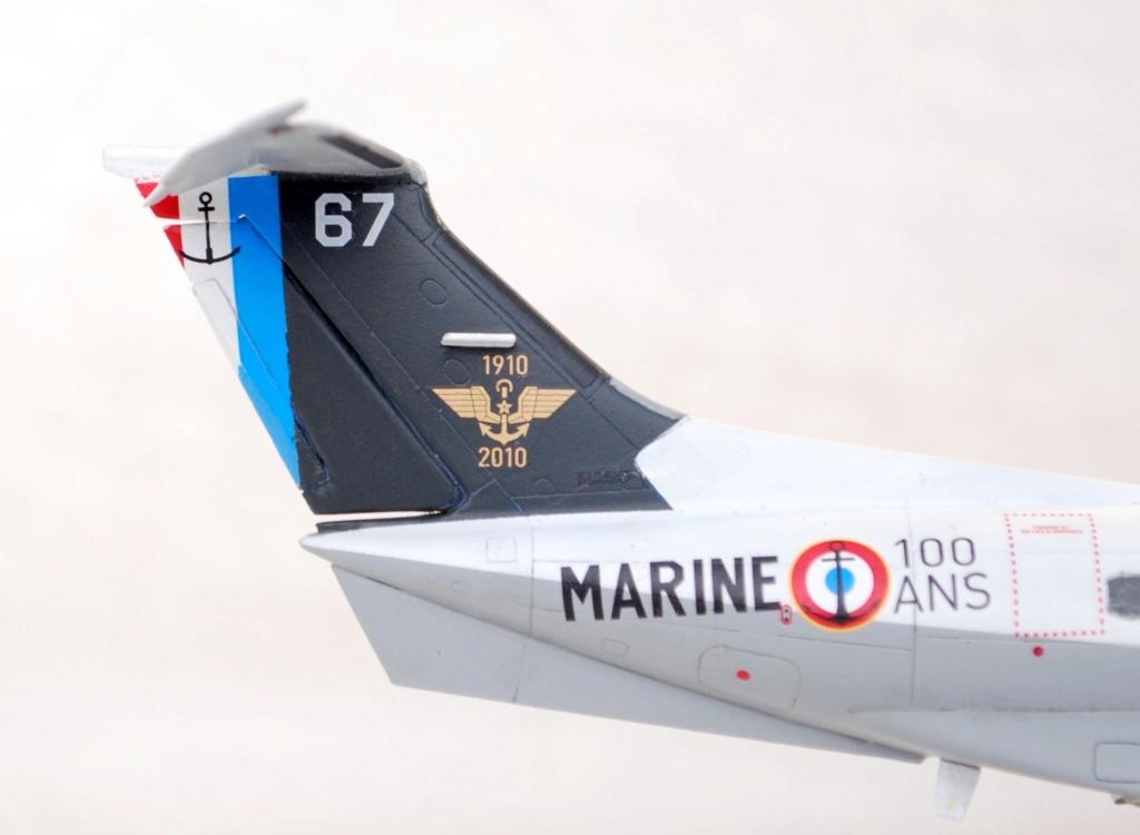 """Embraer EMB-121AN Xingu """"100ans Aéronautique Navale"""" (Amodel 72364) 1/72 1210"""