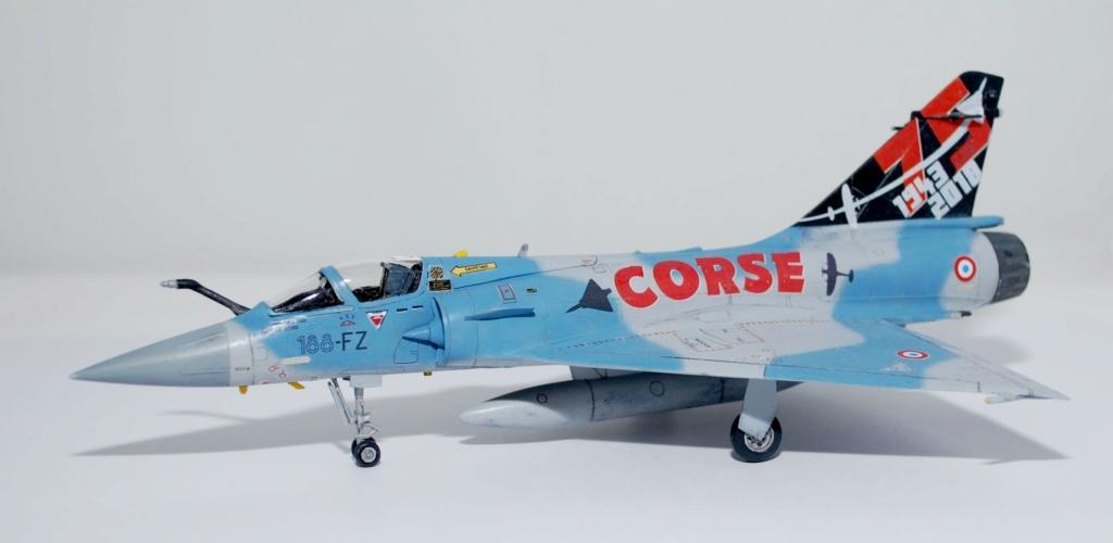 Mirage 2000-5F, 75ans EC 3/11 Corse, Heller 2000-521